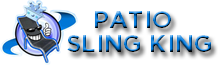 Patio Sling King Repair And Re Upholster Your Patio
