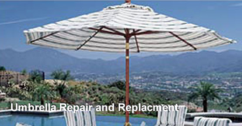 Outdoor Umbrella Repair